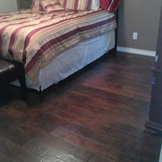 Modern Wood Flooring by Pro Select Flooring Company