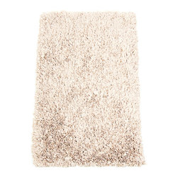 Glenna Jean - Glenna Jean Florence Rug - Large Cream - Complete your collection with the Glenna Jean Florence Rug - Large Cream. Dimensions 28 x 48