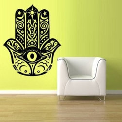 ColorfulHall Co., LTD - Decal For Walls The Big Eye Cool Wall Decor - Decal for Walls The Big Eye Cool Wall Decor