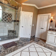 Traditional Bathroom by Housley Enterprises