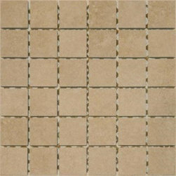 Tilesbay.com - Sample of 2X2 Glazed Dimensions Khaki Porcelain Tile - Dimensions Khaki 2x2 Glazed Porcelain tile is Versatile and Elegant. It stands up to today's demanding applications both indoors and outdoors. Easy to clean and low maintenance, this product is ideally suited for both residential and commercial applications