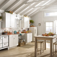 Beach Style Kitchen Cabinets by WOLF Home Products