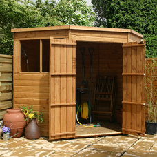 Contemporary Sheds by Waltons Garden Buildings