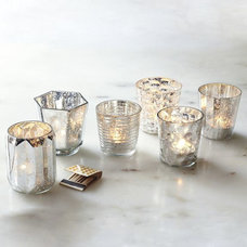 Traditional Candleholders by West Elm