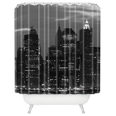 Contemporary Shower Curtains by DENY Designs