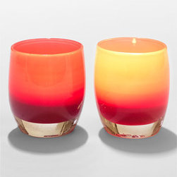 glassybaby 'Evelyn' Candle Holder (Nordstrom Exclusive) - It takes four Seattle artists, three layers of molten glass and two thousand degrees to make one glassybaby. Each Evelyn glassybaby is a vivid pink in color, but since every glassybaby is a unique hand-made piece of art, each will shine with its own lively, signature glow when lit.Partnering with Nordstrom, glassybaby created Evelyn in honor of Evelyn Lauder. Mrs. Lauder founded the Breast Cancer Research Foundation and 10% from the sale of each Evelyn glassybaby will be donated to The Breast Cancer Research Foundation. A giving card is included with each Evelyn glassybaby.For a limited time, available exclusively in Cosmetics at Nordstrom stores and Beauty on Nordstrom.com. Brand: Glassybaby. Style Name: glassybaby 'Evelyn' Candle Holder (Nordstrom Exclusive). Style Number: 555491.