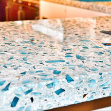 Contemporary Kitchen Countertops by Latera Architectural Surfaces / Dorado Stone
