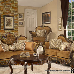 Traditional Sofas and Living room sets -