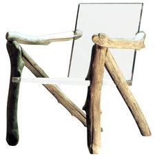 Beach Style Armchairs by EcoFirstArt