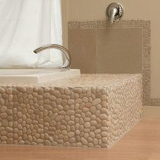 Modern Bathtubs by Island Stone
