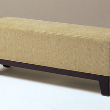Modern Upholstered Benches by 2Modern