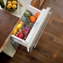 Sub-Zero ID-24R Refrigerator Drawers - Sub-Zero ID-24R Refrigerator Drawers