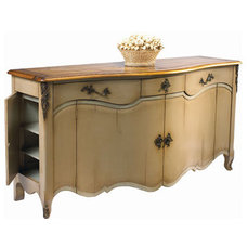 Traditional Buffets And Sideboards by French Heritage