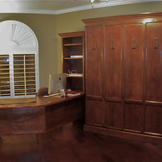 Traditional Home Office by Benton Custom Home Furnishings, LLC