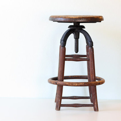 Traditional Bar Stools And Counter Stools by Etsy