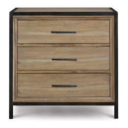 Magnussen Home Furnishings - Shady Grove Drawer Nightstand -