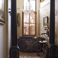 Decorator Gwynn Griffith's Converted San Antonio Factory - ELLE DECOR