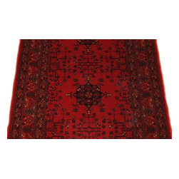 """Couristan - Kashimar 26"""" Runner Traditional Stair Runner - Stair & Hallway Runners Are Sold By The Linear Foot!"""