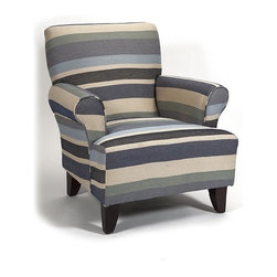 IMAX CORPORATION - Larson Striped Chair - Larson Striped Chair. Find home furnishings, decor, and accessories from Posh Urban Furnishings. Beautiful, stylish furniture and decor that will brighten your home instantly. Shop modern, traditional, vintage, and world designs.