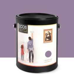 Imperial Paints - Eggshell Wall Paint, Gallon Can, Lavender Love - Overview: