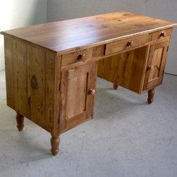 Antique Style Wooden Desk For Bedroom - Made by http://www.ecustomfinishes.com