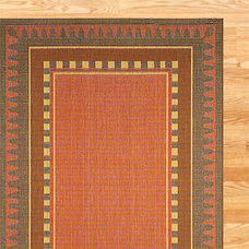 Traditional Outdoor Rugs by Bonnie Manion