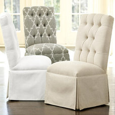Traditional Living Room Chairs by Ballard Designs