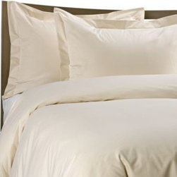 Color Solutions - Color Solutions Duvet Cover Set in Biscuit - Color Solutions Duvet Cover Set is a breakout breakthrough. The vibrantly colored fabric of this bedding is resistant to benzoyl peroxide, bleach-friendly, fade-resistant, and it's soft and comfortable.