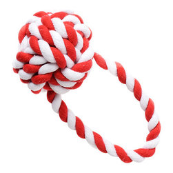 waggo - Have A Ball Twist Toy - Our Have A Ball Twist Toy is great for a game of fetch, tug of war or just to chew!