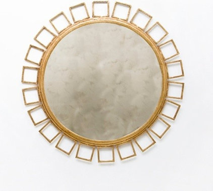 Contemporary Mirrors by Greige