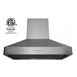 """XtremeAir - Deluxe Series DL08-W36 36"""" Wall Mount Ducted Range Hood with 900 CFM  4-Speeds E - Give your kitchen a sweet upgrade with this Wall mount range hood from XtremeAir USA This stainless steel non-magnetic hood features 4-speeds electronic soft press buttons for easy operation The beautiful design of this hood features full seamless lo..."""