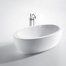 Modern Bathtubs by Nova Deko