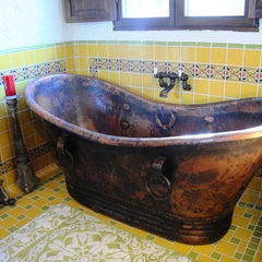 bathtubs by Rustico Tile and Stone