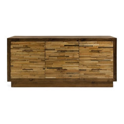 IMAX CORPORATION - Caledonia Reclaimed Pine Wood 6 Drawer Dresser - Caledonia Reclaimed Pine Wood 6 Drawer Dresser. Find home furnishings, decor, and accessories from Posh Urban Furnishings. Beautiful, stylish furniture and decor that will brighten your home instantly. Shop modern, traditional, vintage, and world designs.