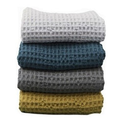 Organic Cotton Bath Towel by Ferm Living