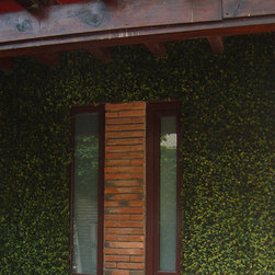 Myrtle Greneery panels projects -