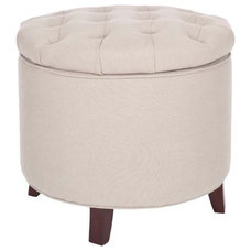 Modern Ottomans And Cubes by Inside Avenue