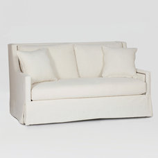 Eclectic Loveseats by GABBY