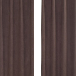 Sweet Jojo Designs - Ethan Window Panels (Set of 2) - The Ethan window curtain panel set (2 panels) will help complete the look of your Sweet Jojo Designs room. These window treatments instantly change the look and feel of any room, adding layers of warmth and style. Each of the 2 panels measures 42in. x 84in.