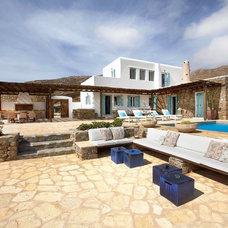 by Mykonos Panormos Villas