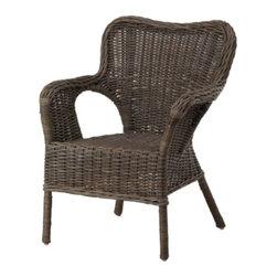 IKEA of Sweden - BYHOLMA Chair - Chair, gray