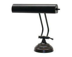 "House of Troy - House Of Troy Advent 10"" Oil Rubbed Bronze Piano/Desk Lamp - House of Troy Advent 10"" Oil Rubbed Bronze Piano/Desk Lamp"