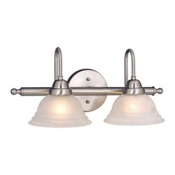 Vaxcel Lighting - Vaxcel Lighting VL5148-2 Babylon 2 Light Vanity Light - Features: