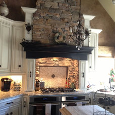 Traditional Kitchen by Jaimie Lyn Interiors