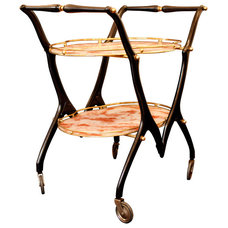 Eclectic Bar Carts by Jean-Marc Fray