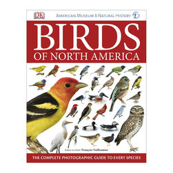 Penguin Group - Birds of North America, New Edition - This armchair reference to the birds of North America brings a whole new level of expertise to the birder's library, all in one category-killing volume. Information on behavior, nesting, and habitat, omitted from many field guides, is included throughout,