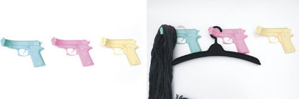 Eclectic Wall Hooks by Japan Trend Shop