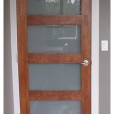 Modern Interior Doors by Doorex