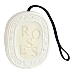 Diptyque 'Roses' Scented Oval - Place this in a closet or other small area to infuse it with the sweet smell of roses.