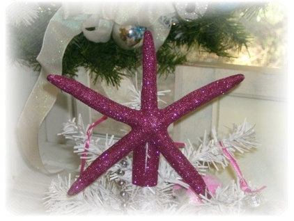Beach Style Christmas Ornaments by Lisa's Creative Designs
